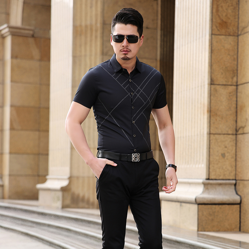 Simple Formal Attire For Men_Formal Dresses_dressesss