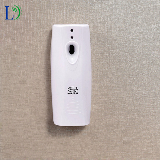 Light Senser Automatic Aerosol Dispenser Wall Mounted