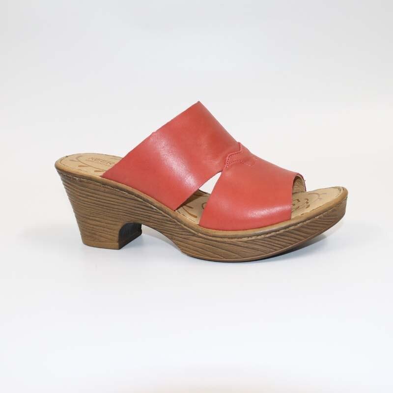 木製 shoesLeather サンダル womanComfortable 牛革 slippersWomen slippersHigh 品質のサンダル  グループ上の 靴 からの スリッパ の中 1