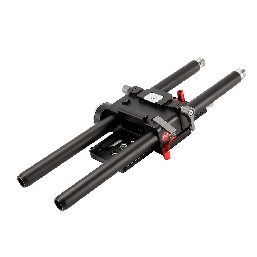 все цены на JTZ DP30 Quick Release Baseplate 15mm Rod Rig Support for Camera A7II NEX-7 a7 a7S a7R a7SII a7RII DSLR Cage