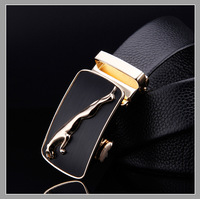 Ceinture 2016 Belts For Men Fashion Mens Belts Luxury Good Quality Buckle Black Business Leather Belt