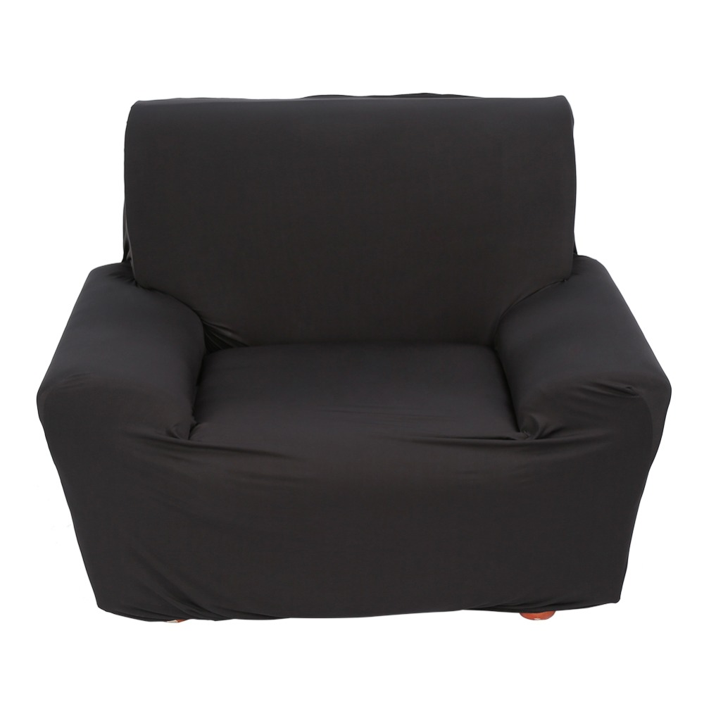 New Slipcover Stretch Sofa Cover Sofa With Loveseat Chair: High Quality 1 Or 2 Seater Stretch Chair Sofa Slip