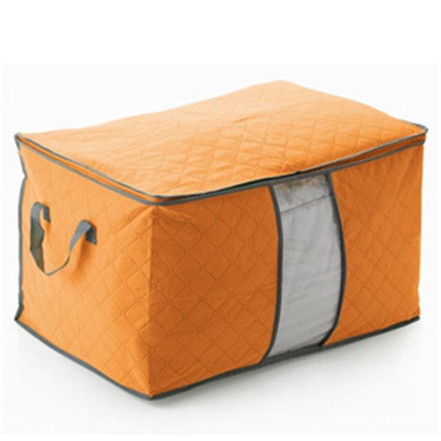 Aliexpress.com : Buy 2017 New Duvet Organizer Bamboo Charcoal ... : quilt storage bags - Adamdwight.com