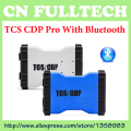 [3pcs/lot] 2015.1 Or 2015.3 Free Activate TCS CDP Pro With Bluetooth TCS CDP For Cars/Trucks 3 in 1 + Carton box by DHL Free