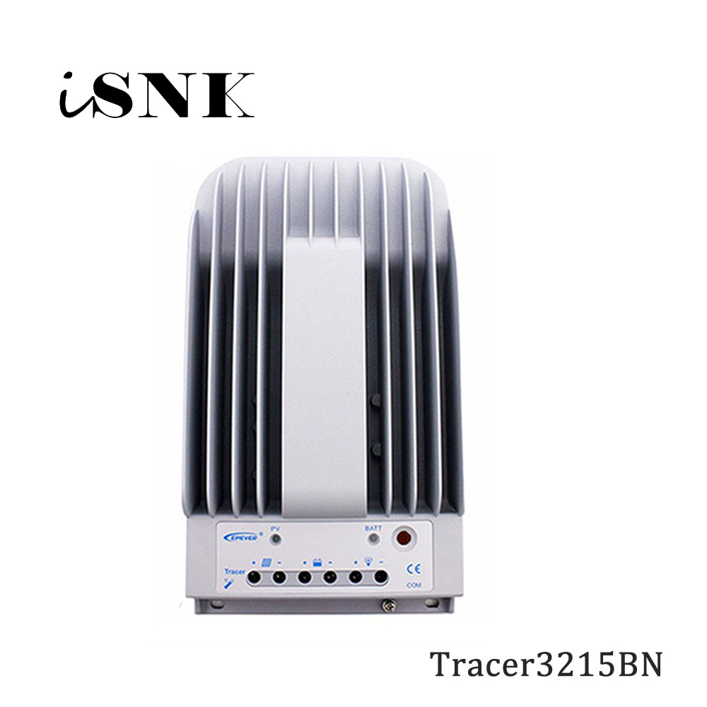 Tracer3215BNAN 20A MPPT Solar Charge Controller cell battery charger control 3215BN 500W 600W Solar panel Regulator
