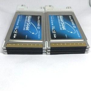 Image 2 - Adaptateur de carte PC LAN sans fil 68 broches avec WL54AG SD de 54 Mbps/11 Mbps pour carte SD wifi