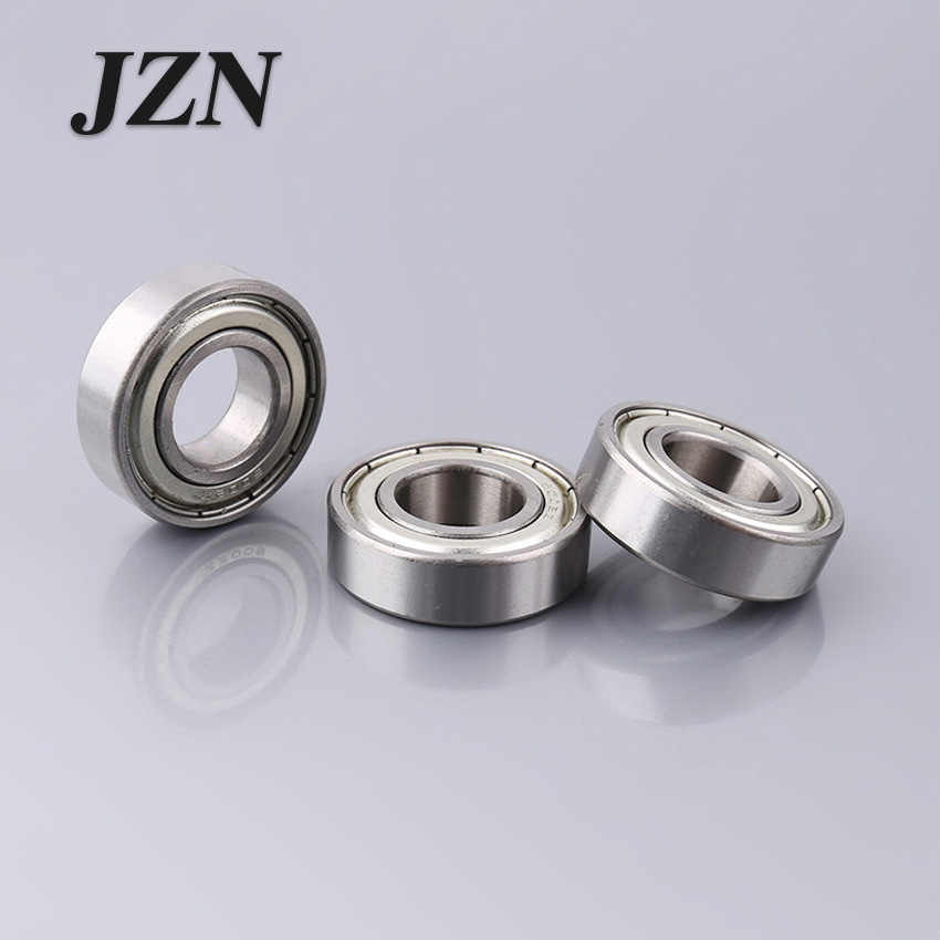 R8ZZ R8-2RS Bearing 12.7x28.575x7.938mm ABEC-1 ( 10 PCS ) Inch Miniature R8 ZZ R8RS Ball Bearings