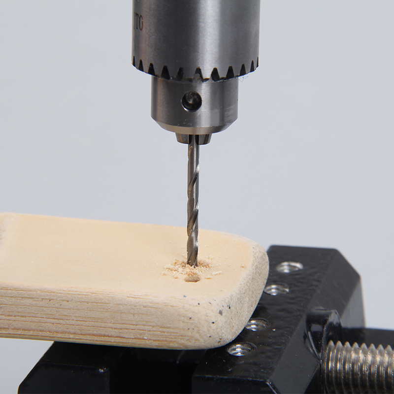 Chap hard drilling