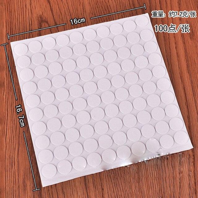 1000 точек воздушный шар приклеиваемый клей точка прикрепить шары к потолку или стенам наклейки на день рождения вечерние свадебные украшения оптом
