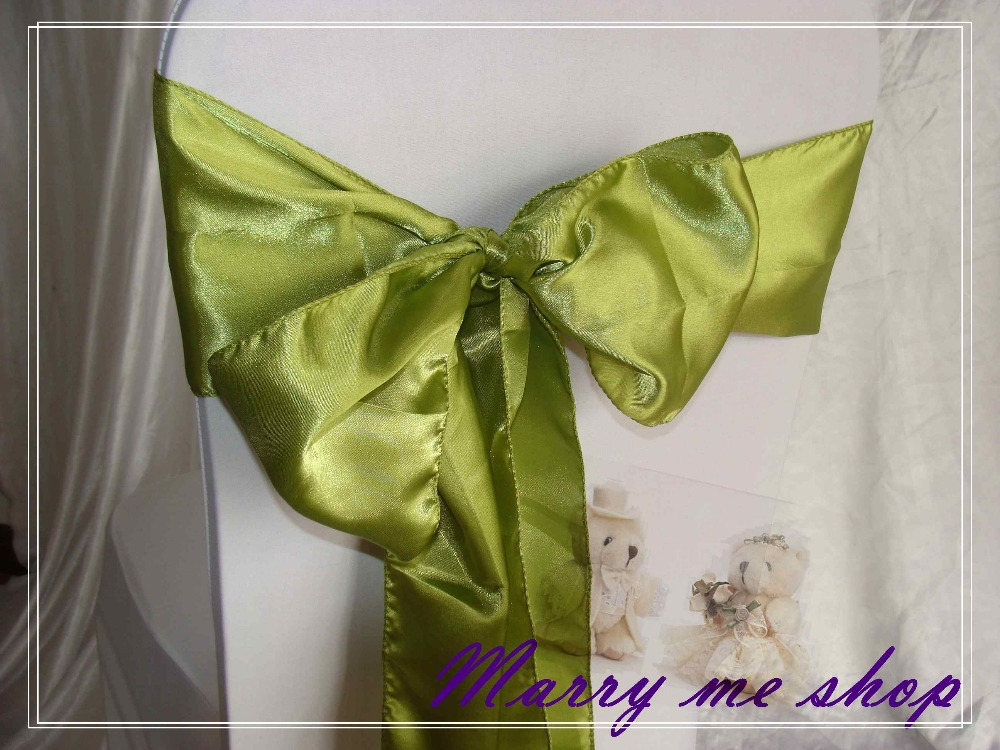 Prime 100 Sage Green Satin Chair Cover Sashes For Wedding Chair Alphanode Cool Chair Designs And Ideas Alphanodeonline