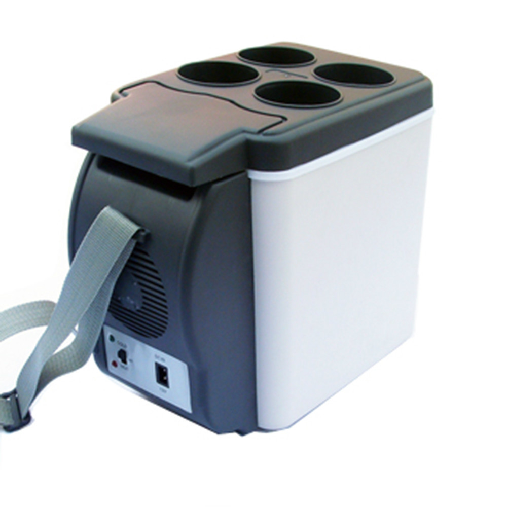 wagan 12v portable car cooler warmer travel fridge 7. Black Bedroom Furniture Sets. Home Design Ideas