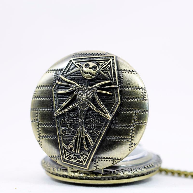 PB377-Vintage-Tim-Burtons-The-Nightmare-Before-Christmas-Pocket-Watch-Quartz-Pocket-Watch-Skull-Gifts-TD2052 (3)