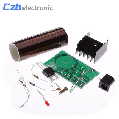 Mini DIY Tesla Spule Kit Arc Drahtlose Elektrische ...