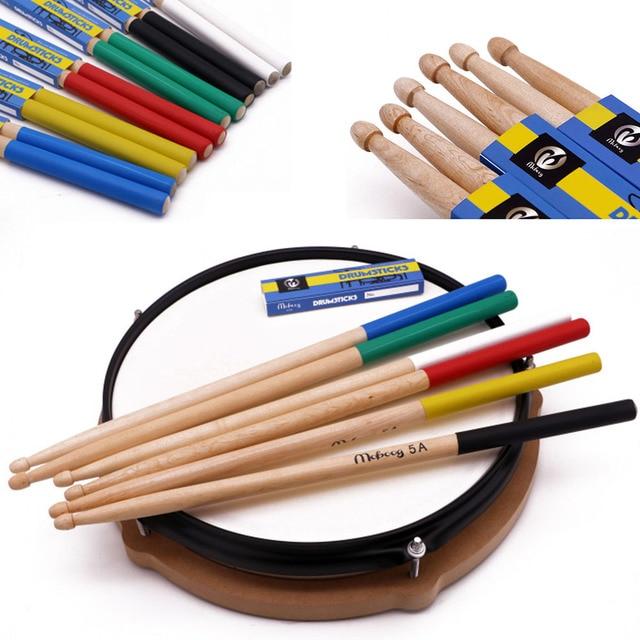 Moboog  Drum Sticks 5A - 1 Pair Maple Wood 5