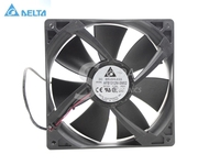 Free Shipping Delta 13525 AFB1312M 13 5cm 135mm DC 12V 0 38A 2Wie Case Fan Cooling