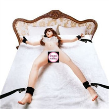 Взрослые игрушки Регулируемый удивительный торговый центр-под кровать Связывание удерживающая система с ручными манжетами лодыжки манжеты удерживающие игрушки Прямая поставка