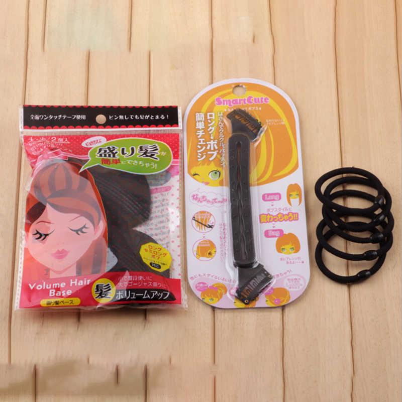 15 шт. заколки для волос заколка-Твистер для Бабетты волшебный Поролоновый спонж легко большое кольцо прически хобби Стайлинг для волос набор инструментов для Аксессуары для волос для девочек Для женщин леди