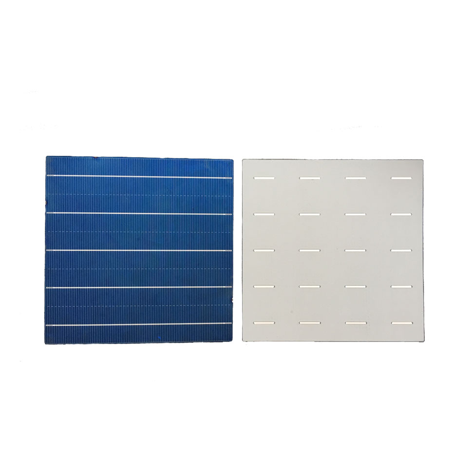 Image 3 - 20Pcs 5BB Photovoltaic Polycrystalline Solar Cells 4.5W 156.75*156.75MM 6x6 DIY Solar panel/Battery Charger For electronics-in Solar Cells from Consumer Electronics