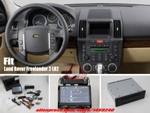 For Land Rover Freelander 2 LR2 – Car Stereo DVD Player GPS Navigation System HD Touch Screen  Bluetooth iPod AUX USB
