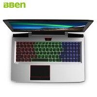 BBEN G16 15 6 Pre Win10 Intel I7 7700HQ CPU NVIDIA GTX1060 GDDR5 FHD1920 1080 32G