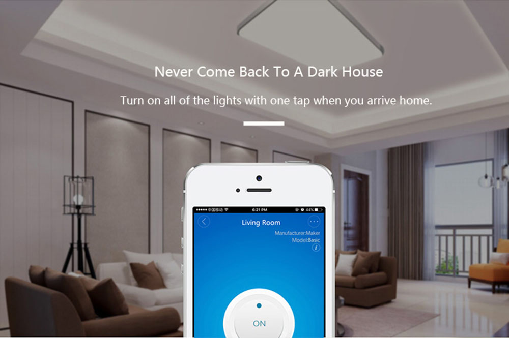 Sonoff Smart Wifi Switch, wifi light switch alexa, wifi light switch