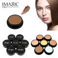 IMAGIC crema Base En polvo Compacto Maquillaje Cara Corrector Cosméticos Minerales Naturales de Belleza Corrector En crema