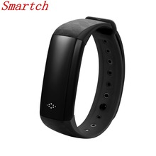 Smartch Bluetooth Smart Band M2S oled-дисплей браслет монитор сердечного ритма SmartBand здоровья фитнес-трекер Браслет для Android