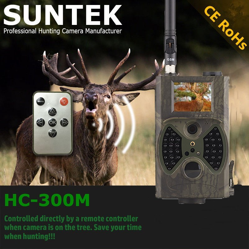 HC 300 M Home Surveillance wildlife digital infrared hunting trail camera with 36pcs LEDS photo trap cam for animal trap hunt david m r covey trap tales