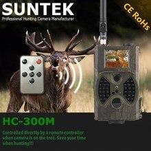 HC 300 M Maison de Surveillance de la faune numérique infrarouge trail chasse caméra avec 36 pcs LED photo piège cam pour animaux piège chasse