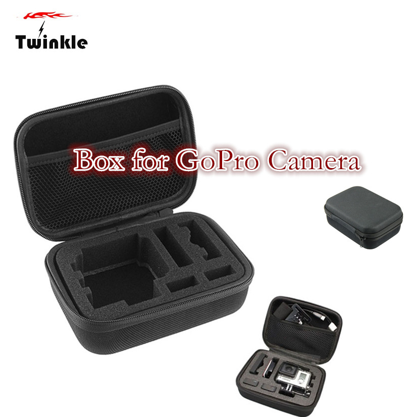Factory Price Small Carry Case Bag Box Protection For GoPro Camera For