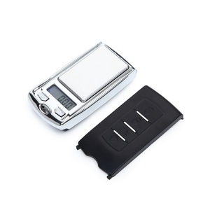 Image 4 - Super mini pocket jewelry cract scale 200g/100g*0.01g Car Key digital scales weight Balance Gram Scale