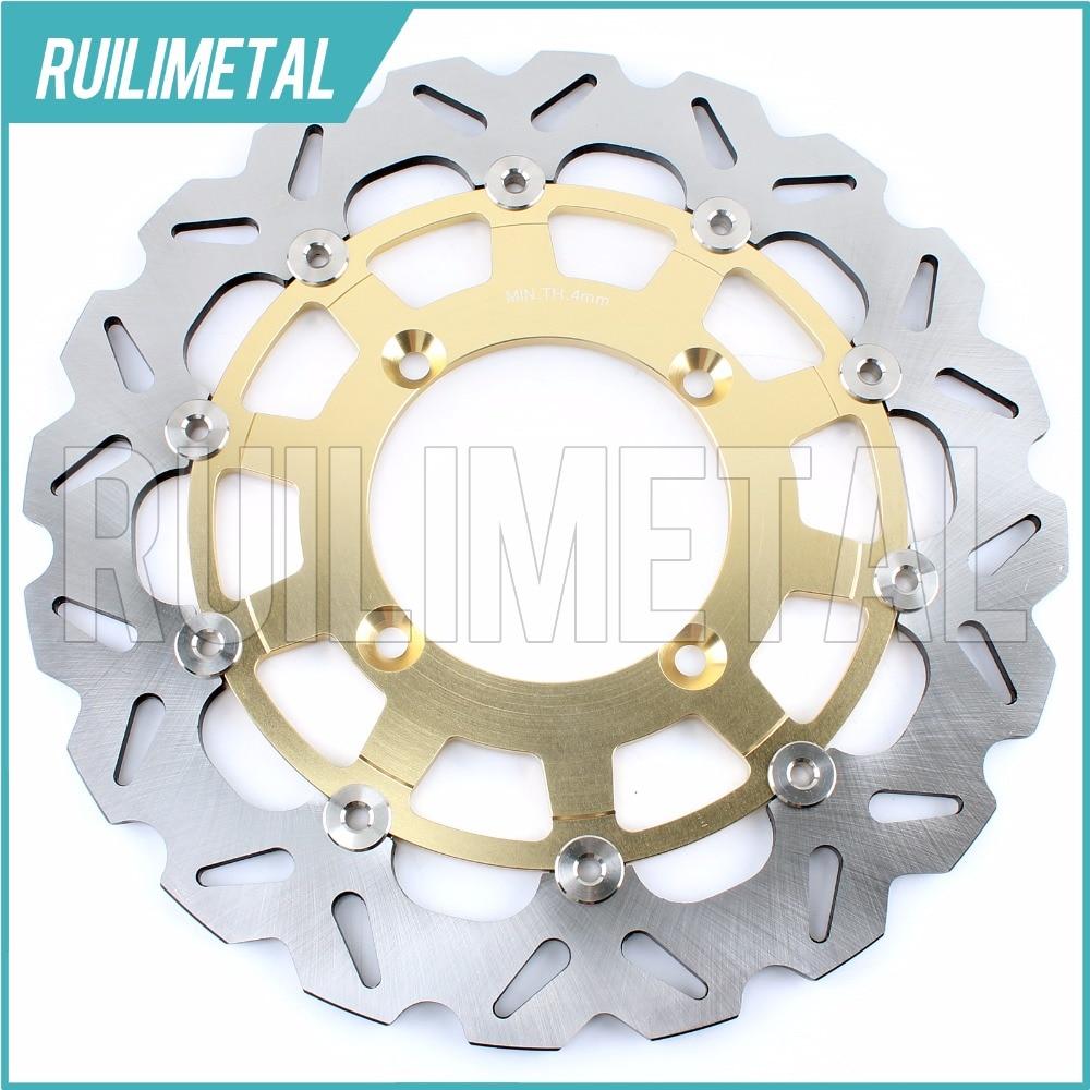 320mm oversize Front Brake Disc Rotor for KAWASAKI KX125 KX250 KX 125 250 F KLX450 R 450 06 07 08 09 10 11 12 13 14 15 lopor motorcycle front brake disc rotor kx125 03 05 klx250 98 06 kx250 03 05 rm z250 04 06 kx250f 04 05 klx 250 new