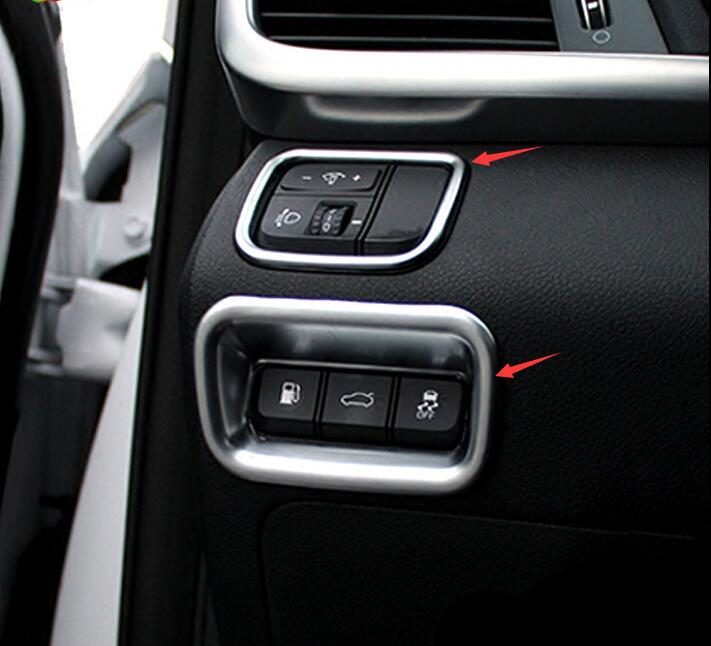 2016 Kia Optima Interior: Car Styling Fit For KIA Optima K5 2016 ABS Headlight Lamp