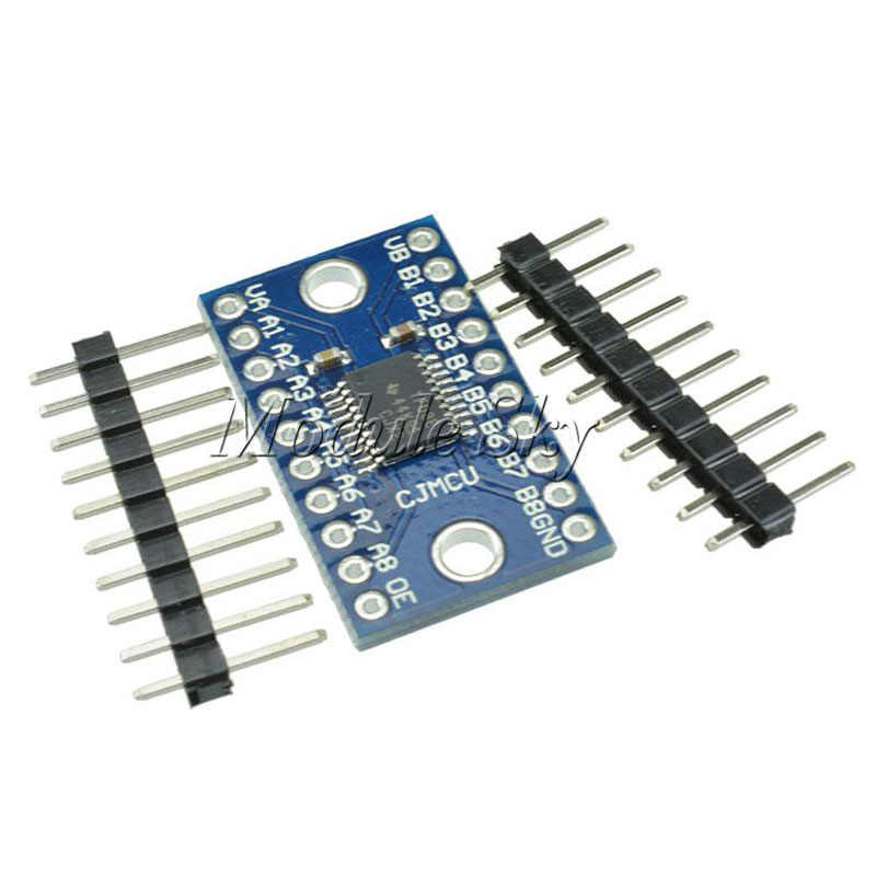 8 Channel Logic Level Bi-directional Converter Module TXS0108E TXB0108 for Arduino