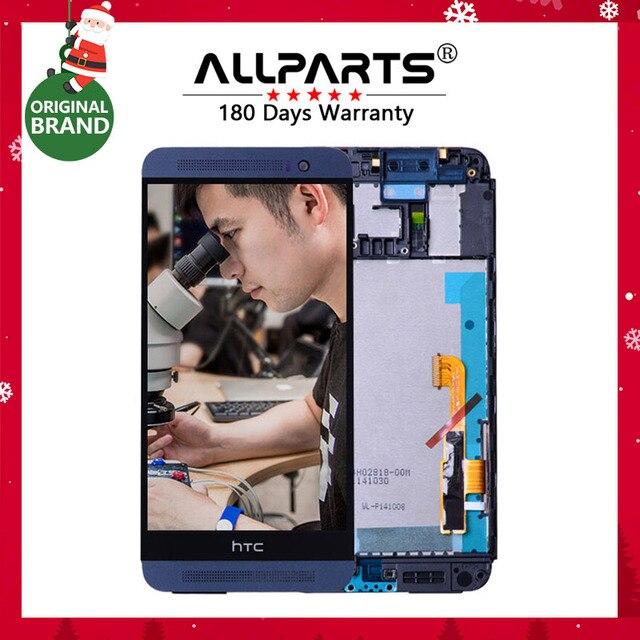 """100% Оригинал 5.0 """"для HTC One E8 сенсорный ЖК-экран для HTC One E8 дисплей планшета Ассамблея Запасные части m8ST"""