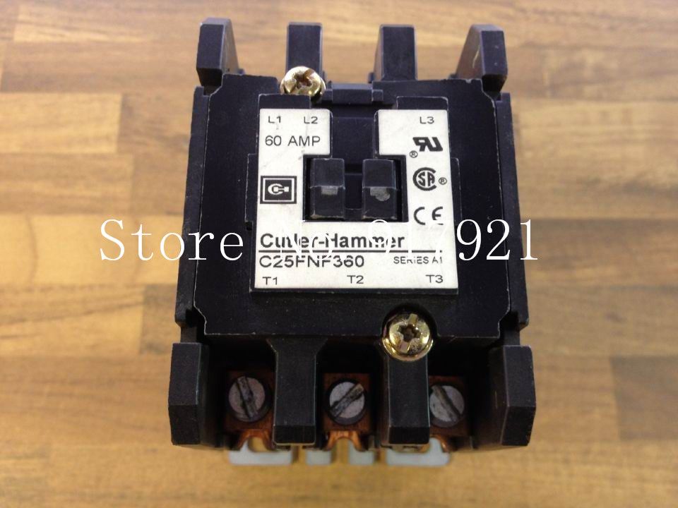 [ZOB] The United States Cutler-Hammer C25FNF-360 220V 60A to ensure genuine contactor