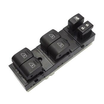 الجبهة مفتاح كهرباء رئيسي للنافذة LH سائق الجانب 25401-JK42E لإنفينيتي G35 G37 Q40 سيارة التصميم