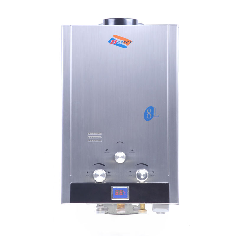 2018 New 18l Flue Type Lgp Ce Csa Propane Lpg Water Heater Hot Sales For Thermostatic Tankless Instant Bath Boiler Shower Head  2018 hotsales 12l ce rohs lpg gas water heater hot sales time limited for thermostatic tankless instant bath boiler shower head