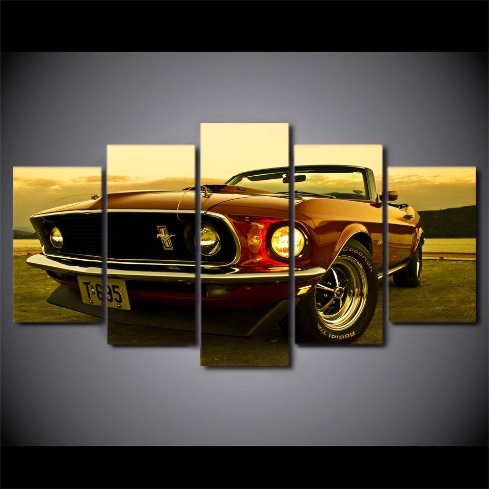 Compra ford mustang 1969 y disfruta del envío gratuito en AliExpress.com