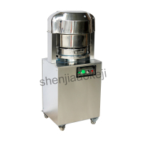 220V 750W 1pc Stainless Steel Commercial Dough Divider Dough Cutting Machine Bread cutter YB 36 Bread splitter Bakery Equipment