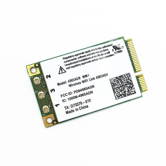 intel wireless wifi link 4965agn drivers