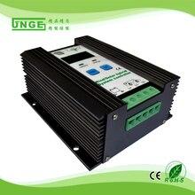 800W Wind 500w+Solar 300w 12/24V PWM Wind Solar Hybrid Charge Controller Light Control Timer Control LCD display