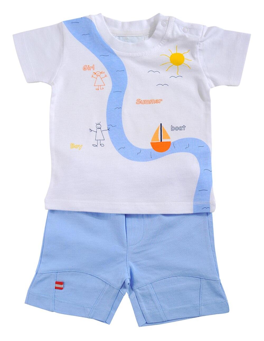 Бебешки момчета облекло Комплект - Бебешки дрехи - Снимка 1