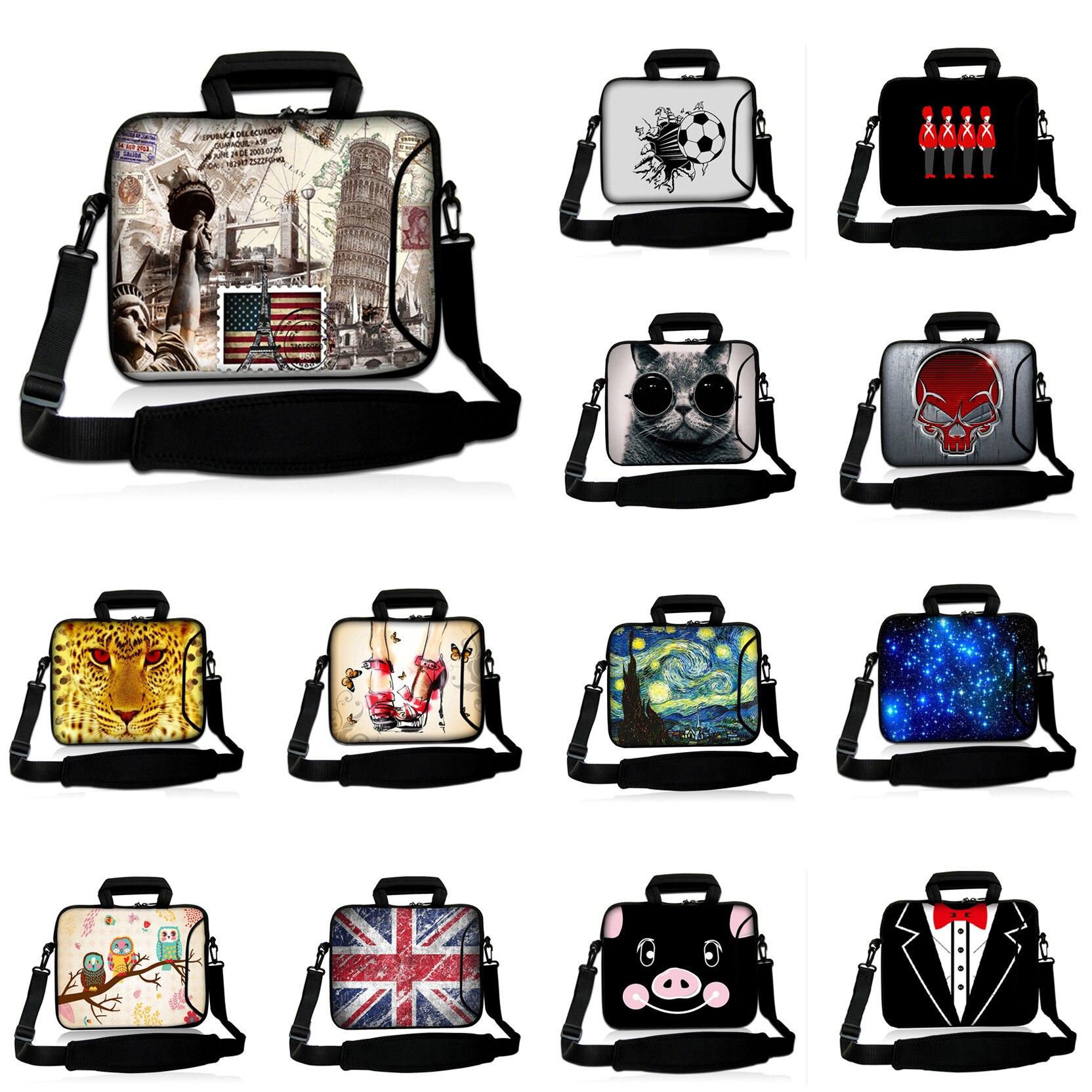 font b Laptop b font Pouch 17 3 Inch Unisex Shoulder Strap Bag 16 8