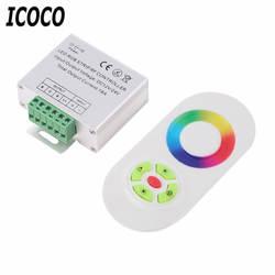 Беспроводной RF SMD RGB светодиодные полосы света сенсорный диммер дистанционное управление, DC полосы дистанционного управления для RGB