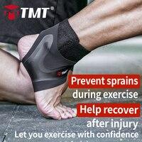 TMT Спорт из дышыщей ткани для лодыжки эластичная повязка протектор регулируемая поддержка лодыжки Pad защита эластичная Защитная поддержива...