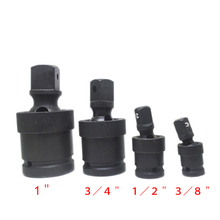 3/8 1/2 3/4 1 Drive Universal Joint Impact Socket CR-V Steel Socket Adapter Joints for Electric  Wrench Air Impact Wrench