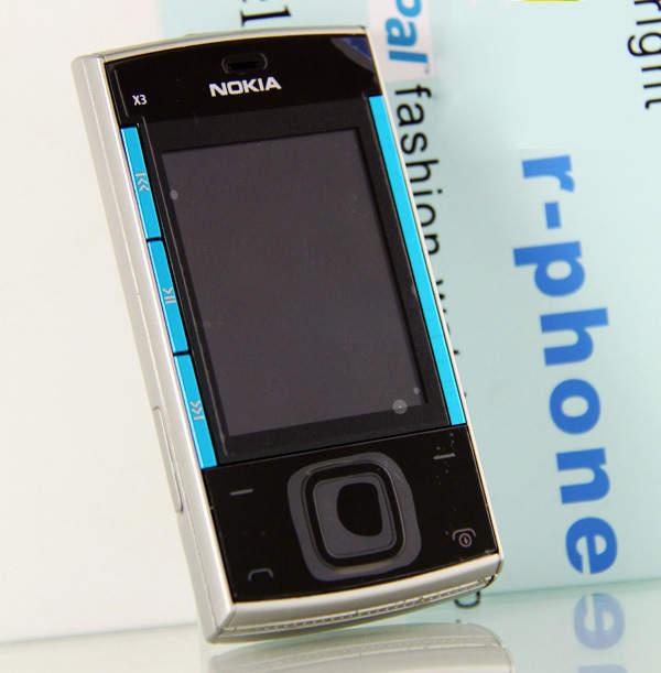 Nokia X3 Games Free Download