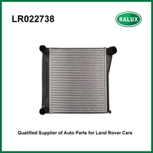 LR022738 high quality LR Range Rover 2010-2012 Car Intercooler 4.4L Diesel charge air cooler aftermarket engine parts wholesale