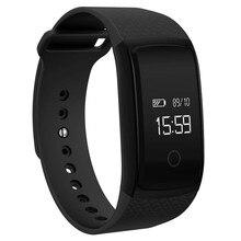 0.66 дюймов LED A09 Водонепроницаемый Bluetooth NFC Беспроводной HD сердечного ритма Смарт часы анти-потерянный будильник для Android IOS оптовая продажа